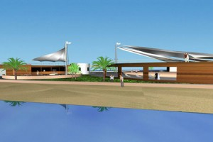 ABU DHABI BREAKWATER COMPETITION ABU DHABI UAE - 2002 B