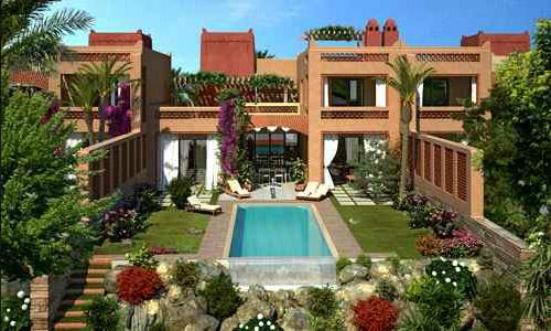 les jardins de l atlas marrakech morocco fr deric bekas. Black Bedroom Furniture Sets. Home Design Ideas